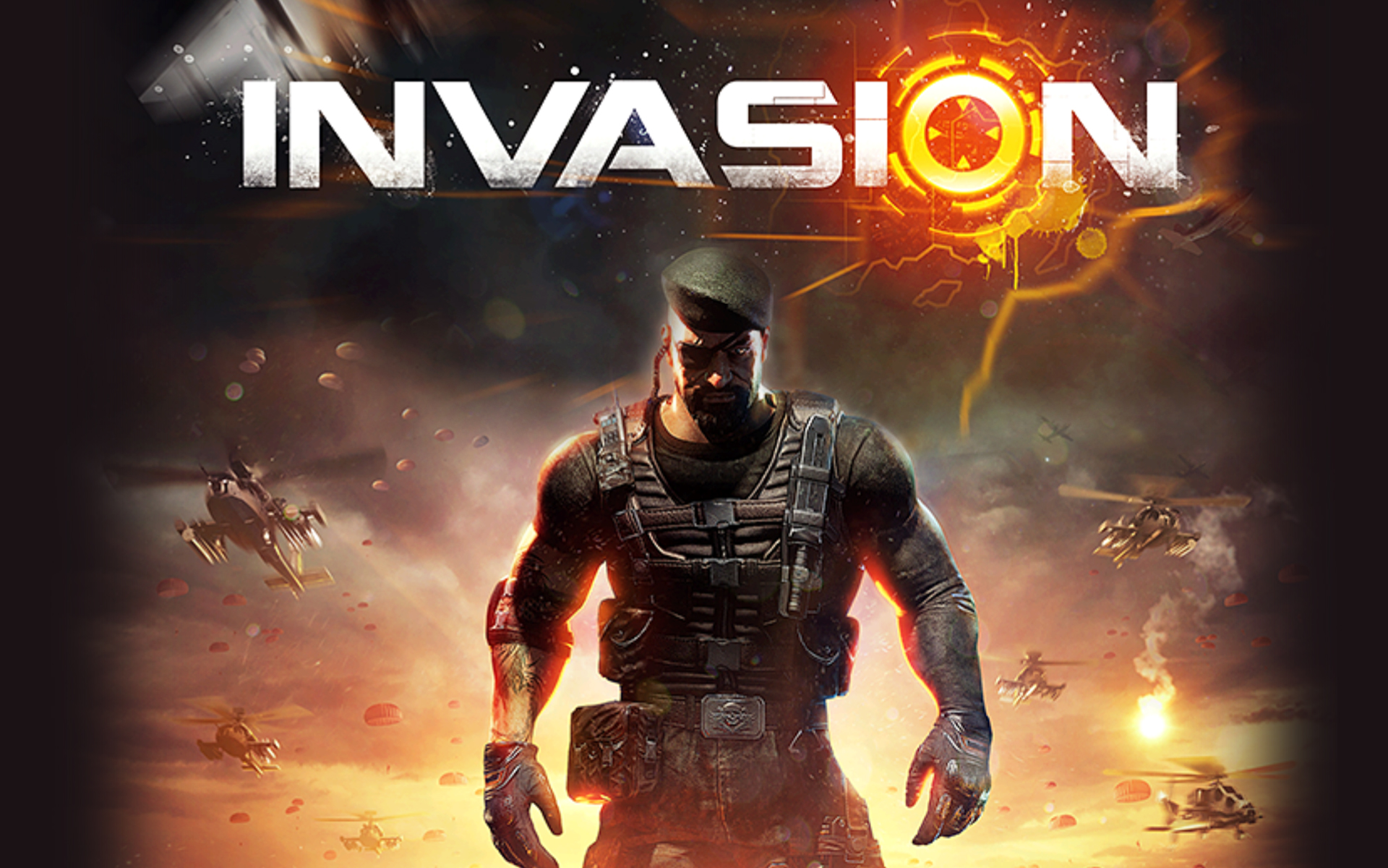 Invasion Backgrounds, Compatible - PC, Mobile, Gadgets| 1920x1200 px