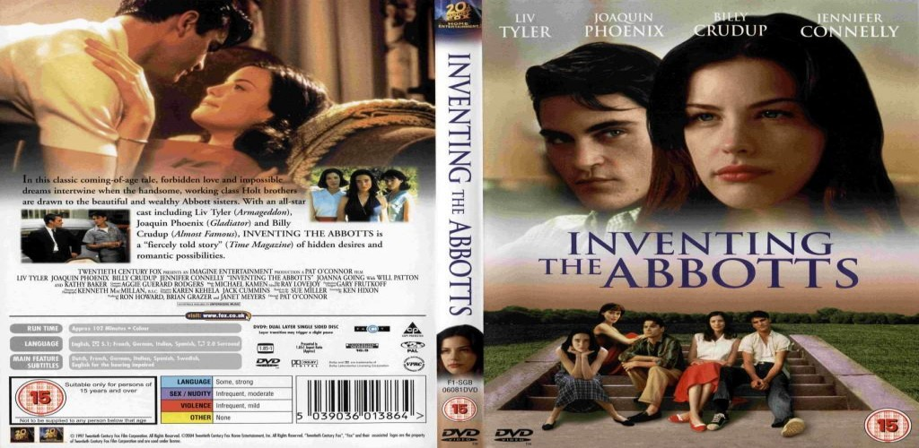 HD Quality Wallpaper | Collection: Movie, 1024x500 Inventing The Abbotts