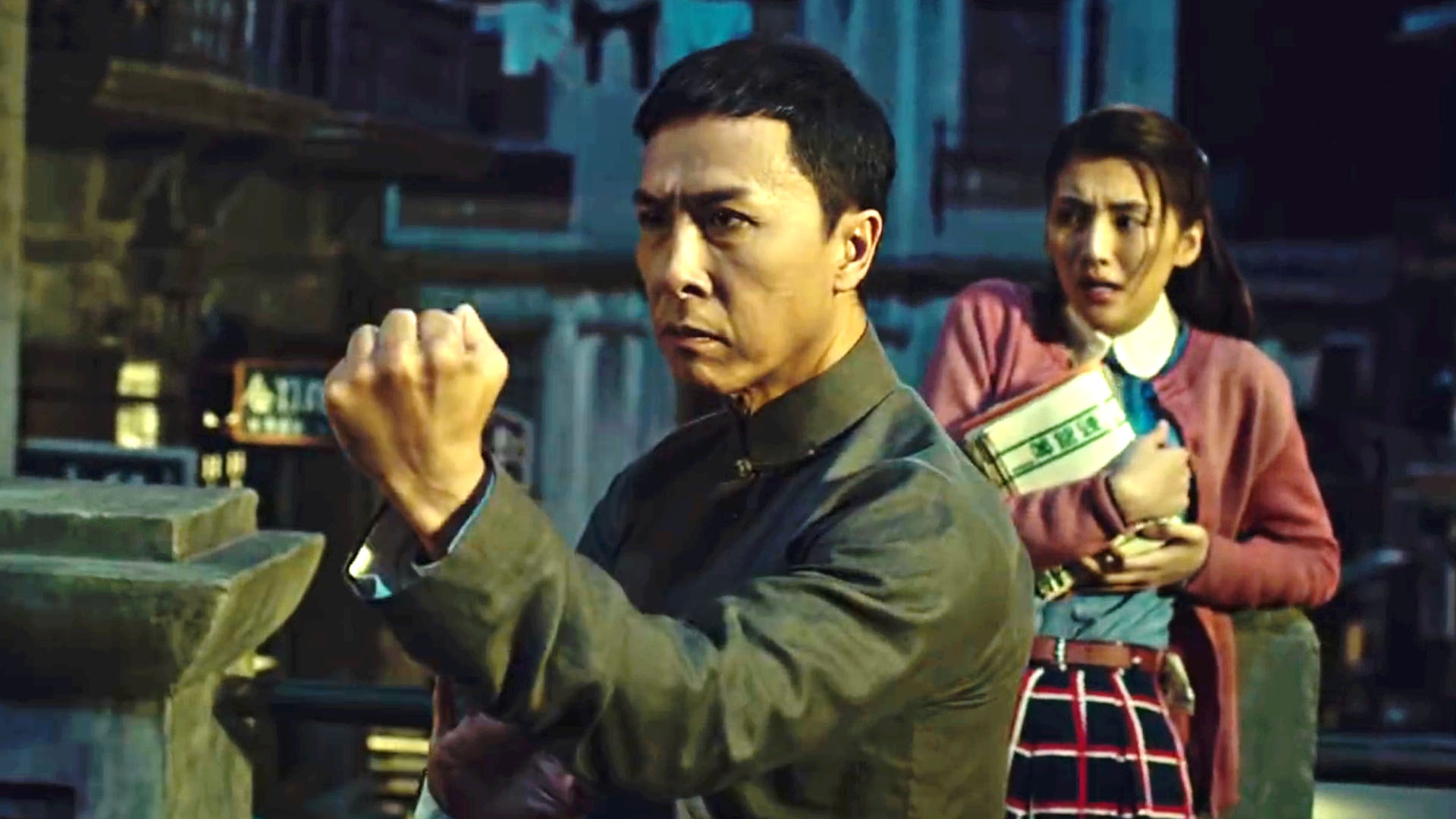 High Resolution Wallpaper | Ip Man 3 1920x1080 px