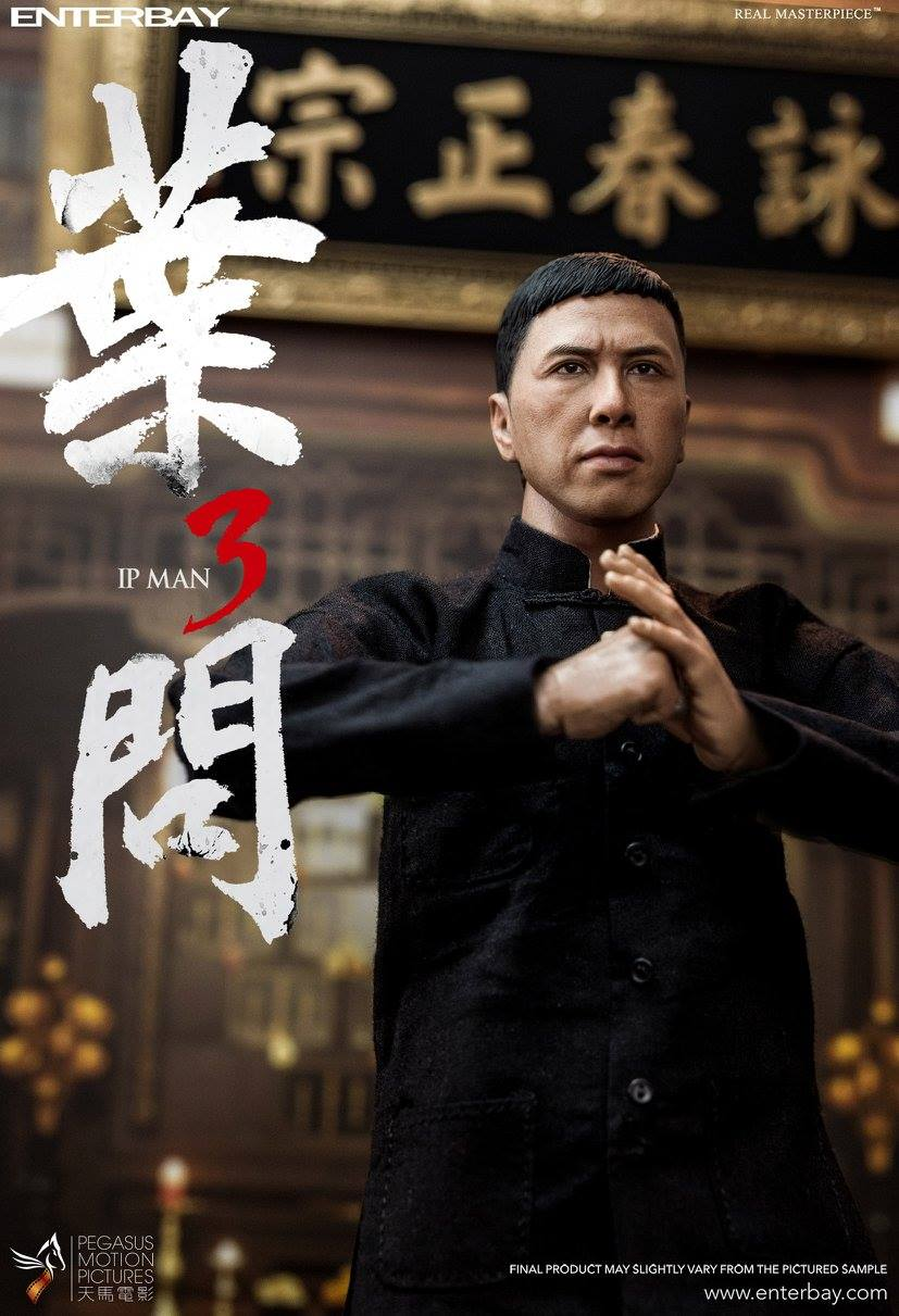 HD Quality Wallpaper | Collection: Movie, 827x1211 Ip Man 3