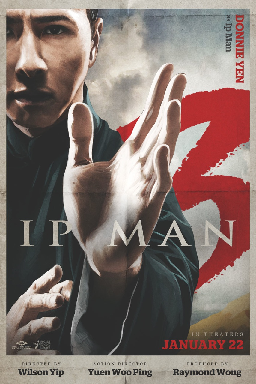 Ip Man 3 High Quality Background on Wallpapers Vista