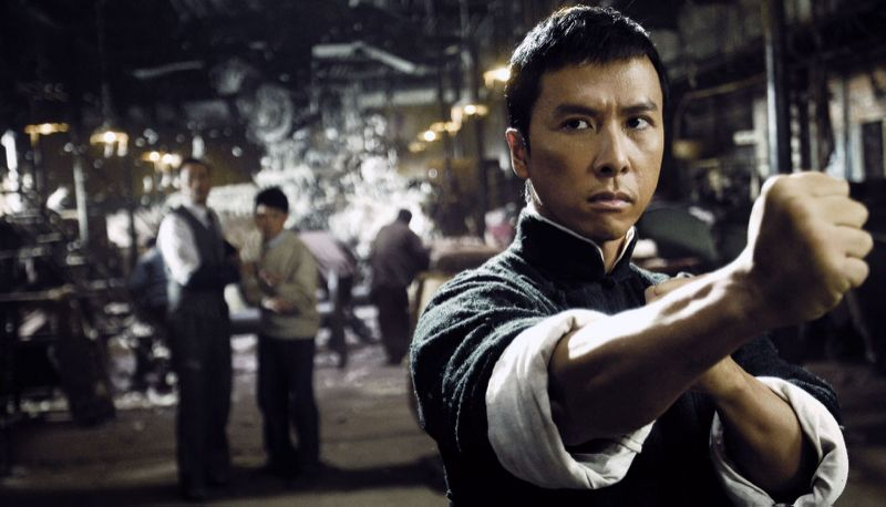 Nice Images Collection: Ip Man 3 Desktop Wallpapers