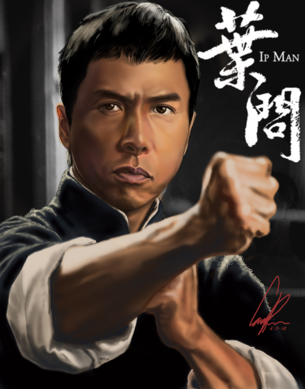 1024x1303 > Ip Man Wallpapers