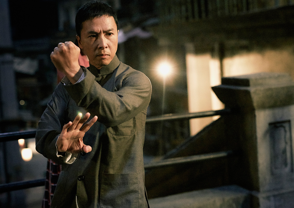 Ip Man Backgrounds on Wallpapers Vista