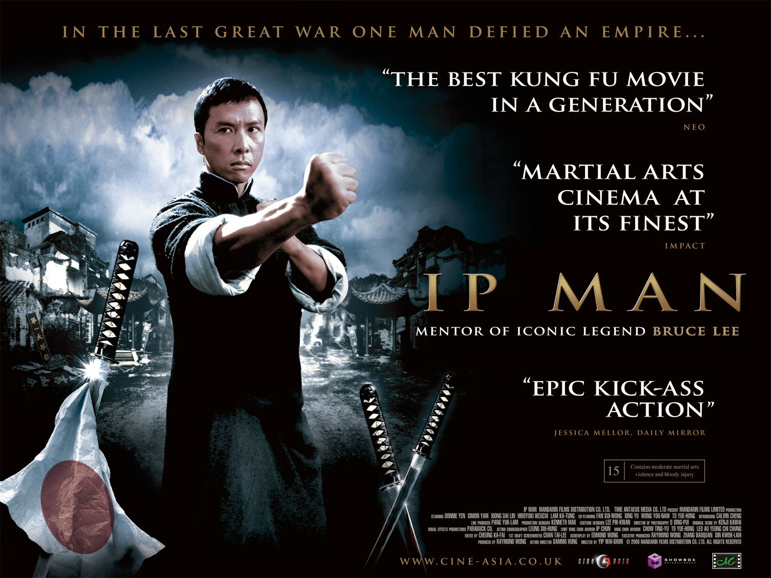 Nice wallpapers Ip Man 1500x1125px