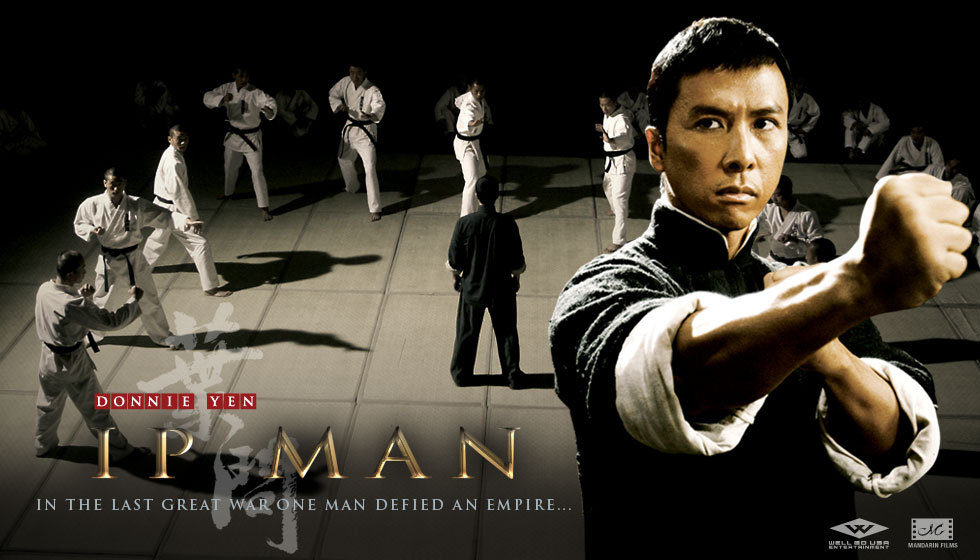 Nice wallpapers Ip Man 980x560px
