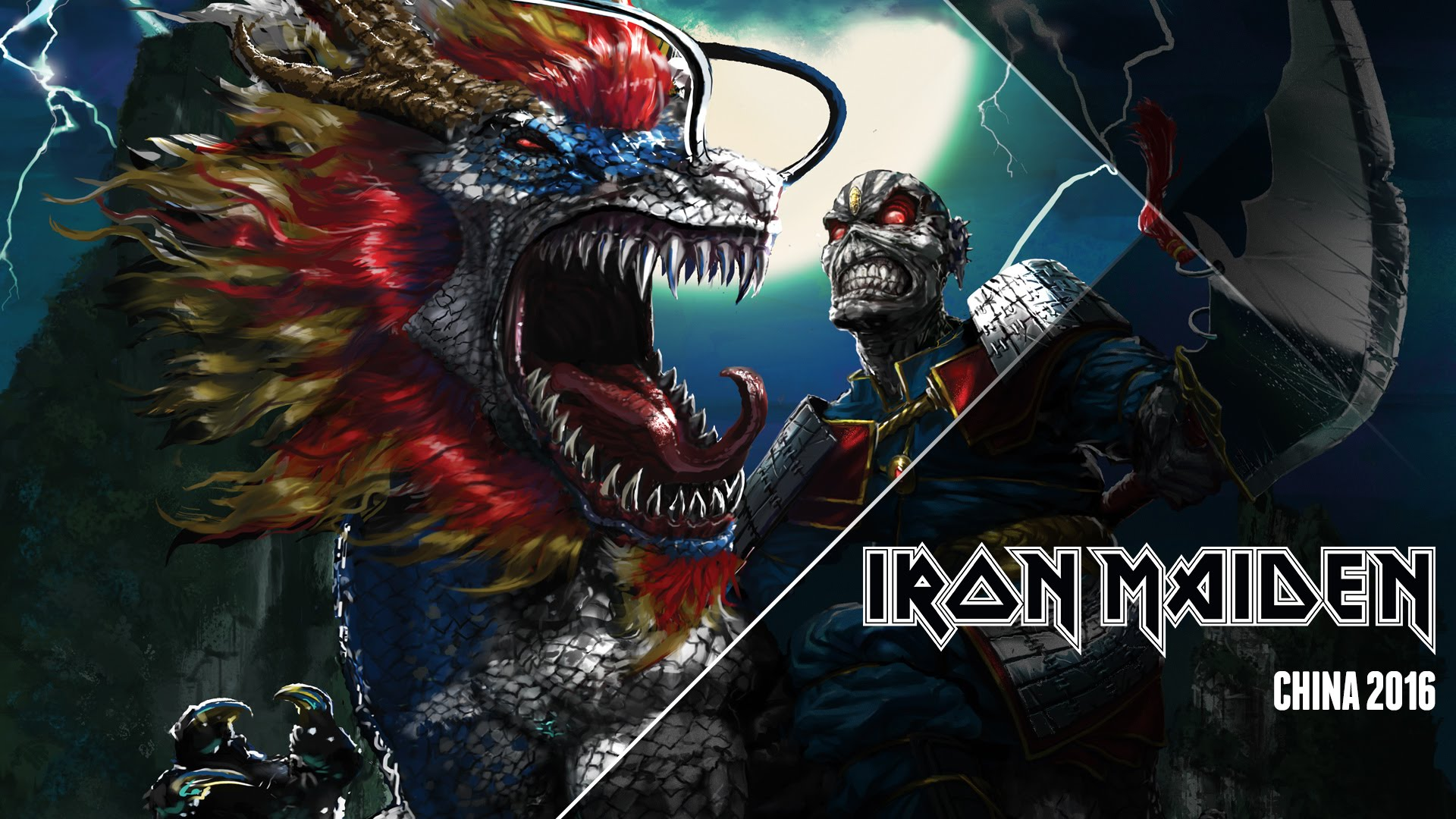 Iron Maiden Wallpapers Music Hq Iron Maiden Pictures 4k