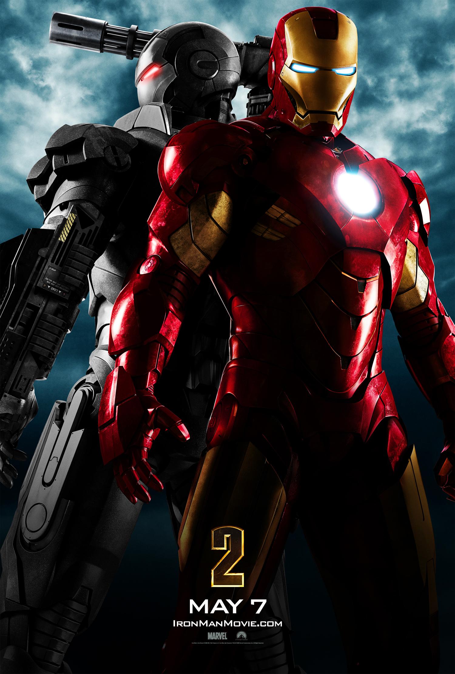 HQ Iron Man 2 Wallpapers | File 2280.63Kb