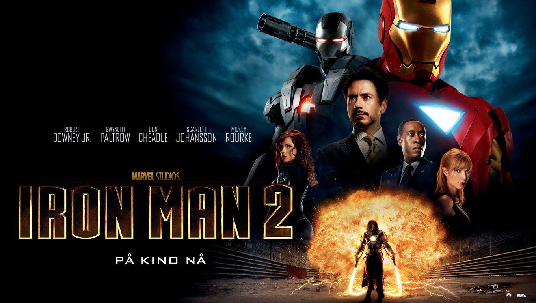1360x768 > Iron Man 2 Wallpapers