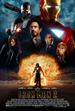 260x383 > Iron Man 2 Wallpapers