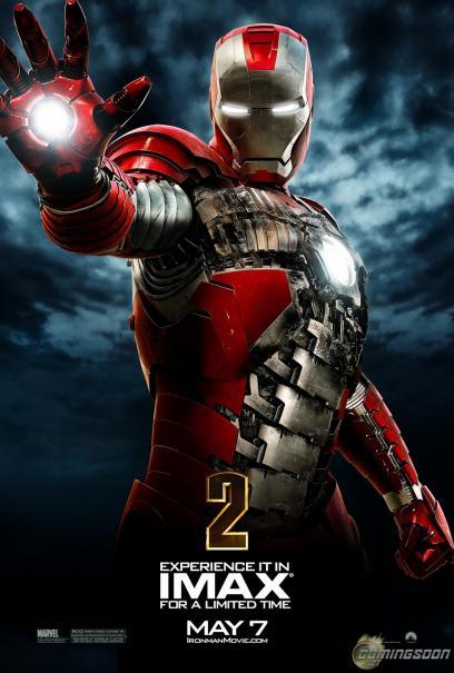 High Resolution Wallpaper | Iron Man 2 408x605 px