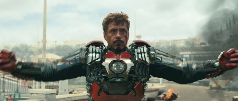 Nice Images Collection: Iron Man 2 Desktop Wallpapers
