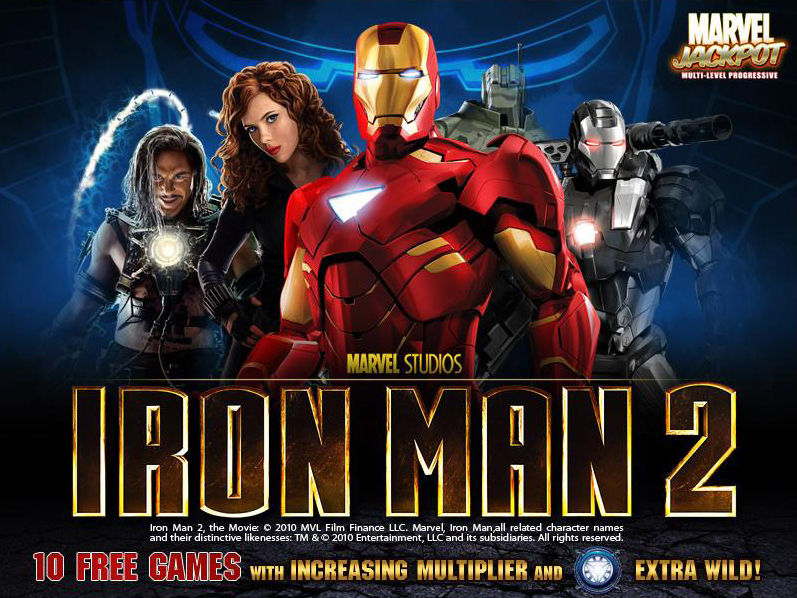 Iron Man 2 Backgrounds on Wallpapers Vista