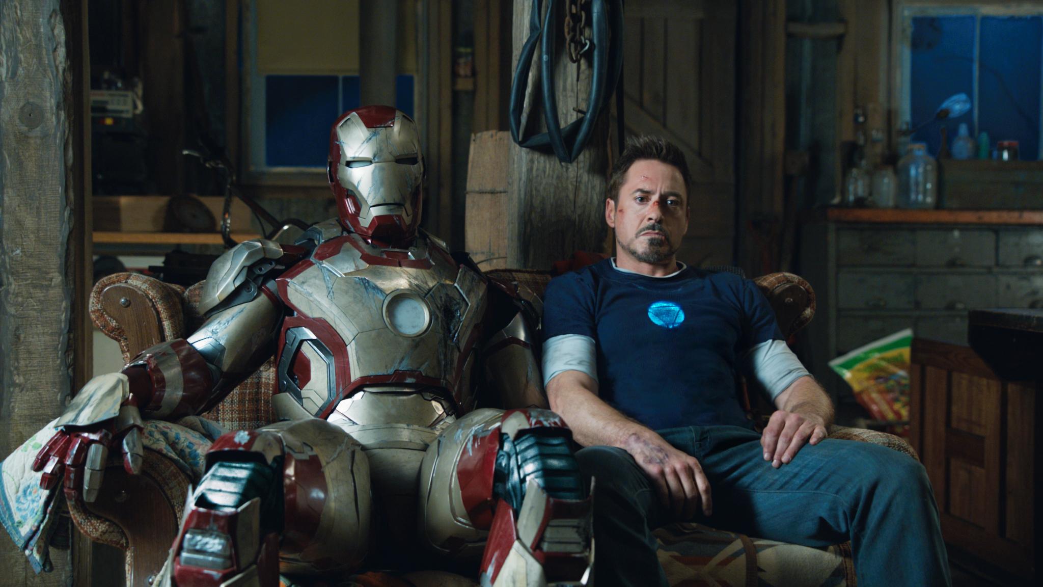 HQ Iron Man 3 Wallpapers | File 2695.07Kb