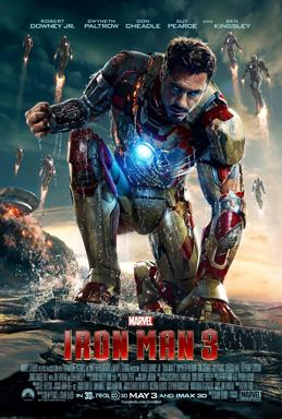 HQ Iron Man 3 Wallpapers | File 157.5Kb