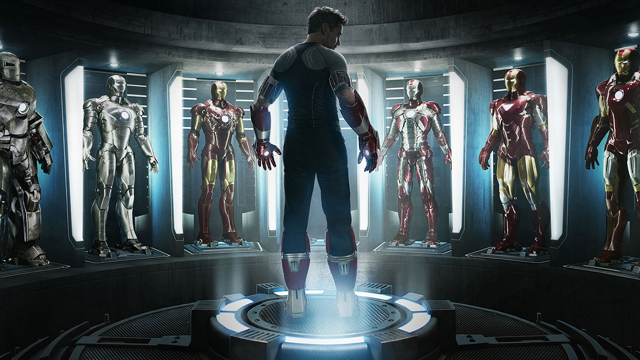 HD Quality Wallpaper | Collection: Movie, 1296x730 Iron Man 3