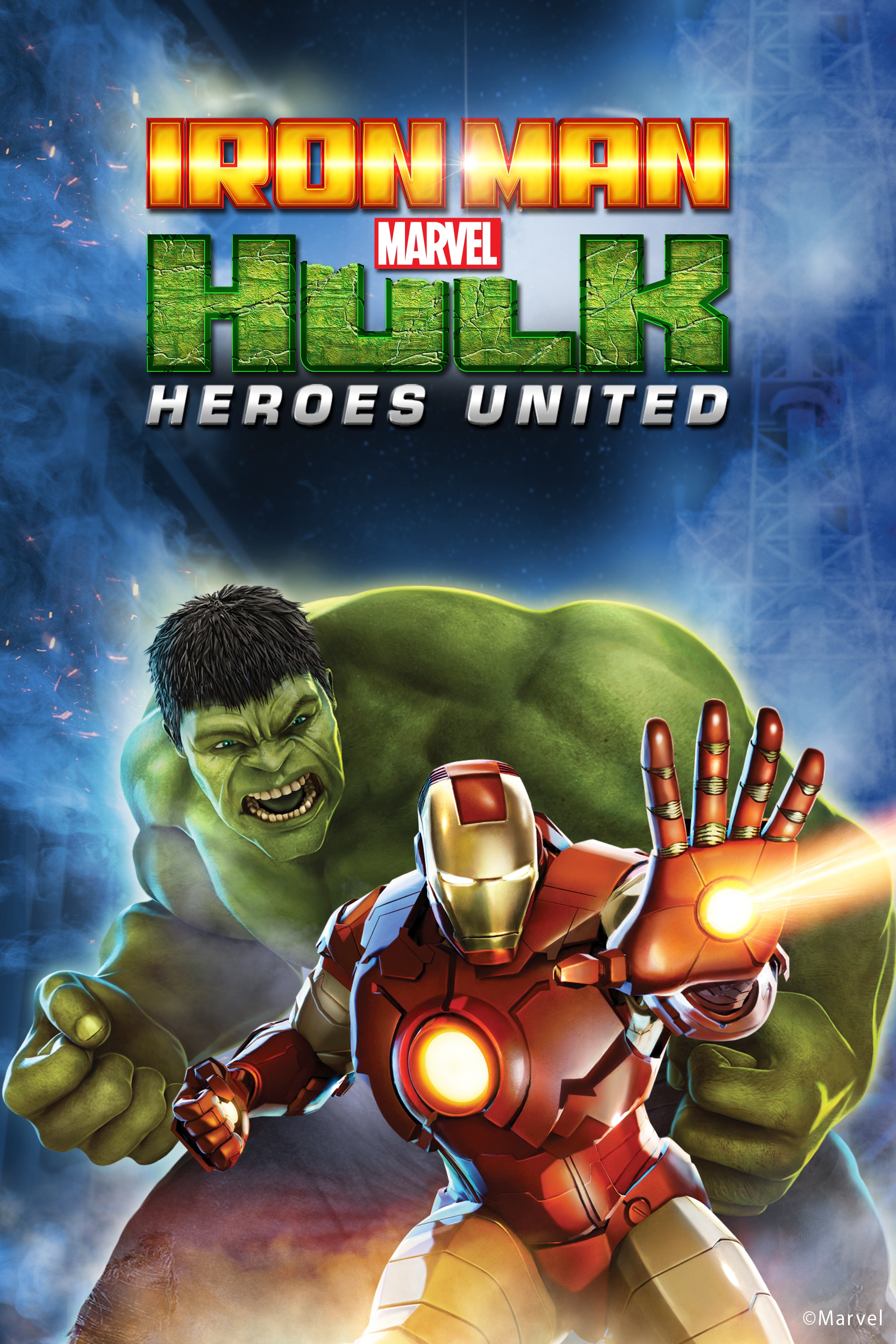 Iron Man & Hulk: Heroes United Backgrounds, Compatible - PC, Mobile, Gadgets| 2000x3000 px