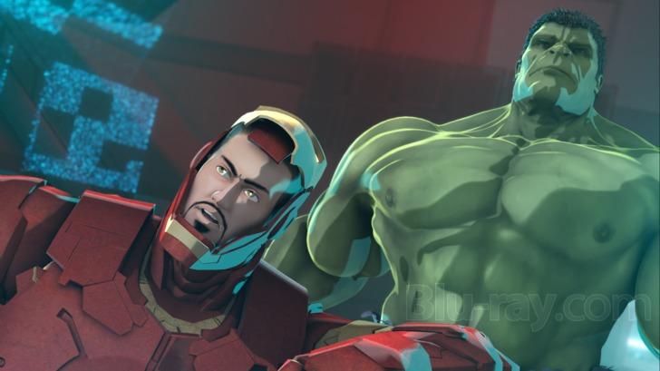 Images of Iron Man & Hulk: Heroes United | 728x409