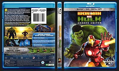 Images of Iron Man & Hulk: Heroes United | 400x241
