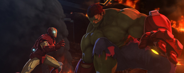 Iron Man & Hulk: Heroes United High Quality Background on Wallpapers Vista