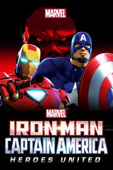 Iron Man & Hulk: Heroes United Pics, Movie Collection