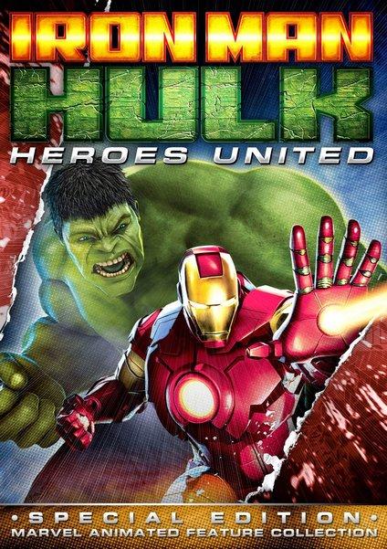 424x601 > Iron Man & Hulk: Heroes United Wallpapers
