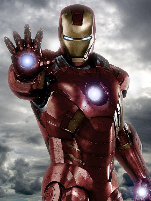 625x833 > Iron Man Wallpapers
