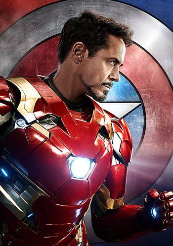 Nice Images Collection: Iron Man Desktop Wallpapers