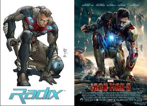 High Resolution Wallpaper | Iron Man 300x218 px