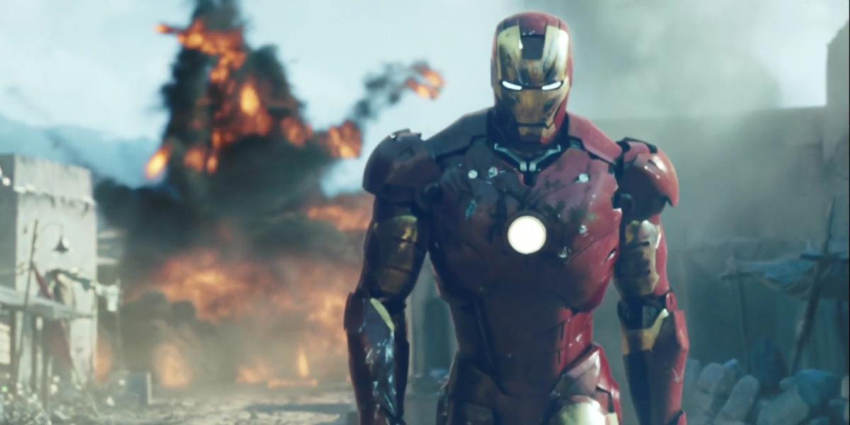 HQ Iron Man Wallpapers | File 480.95Kb