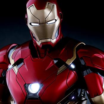 HQ Iron Man Wallpapers | File 49.9Kb