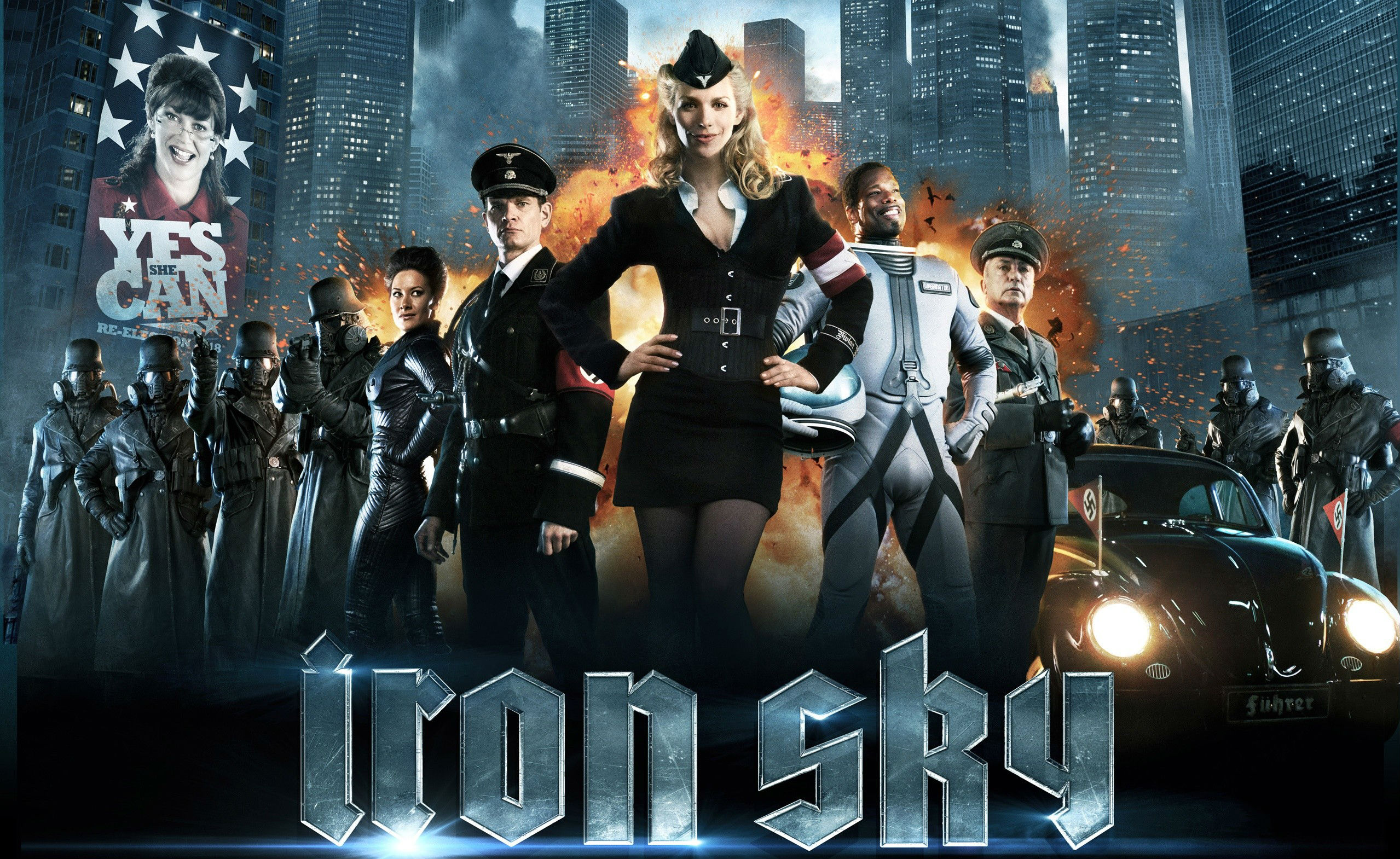 HQ Iron Sky Wallpapers | File 962.71Kb