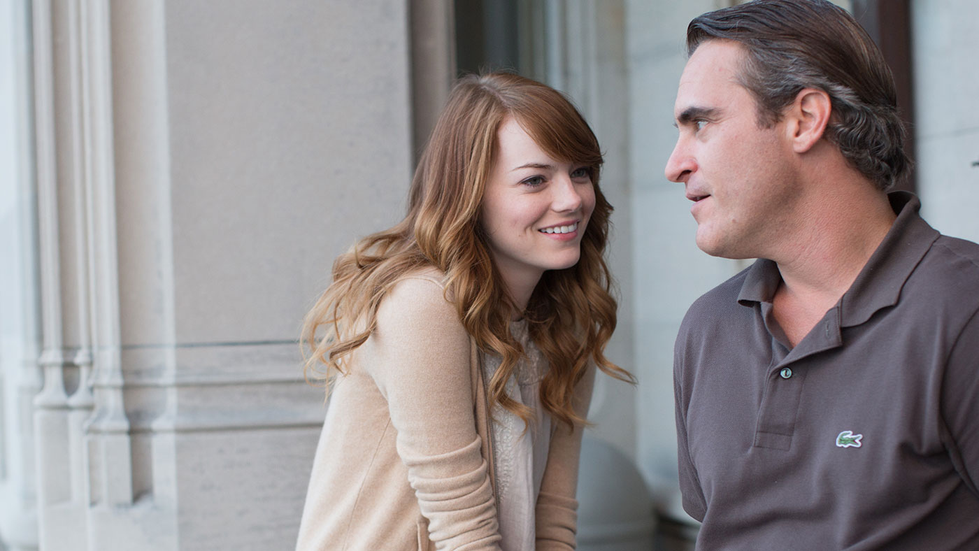 HD Quality Wallpaper | Collection: Movie, 1400x788 Irrational Man