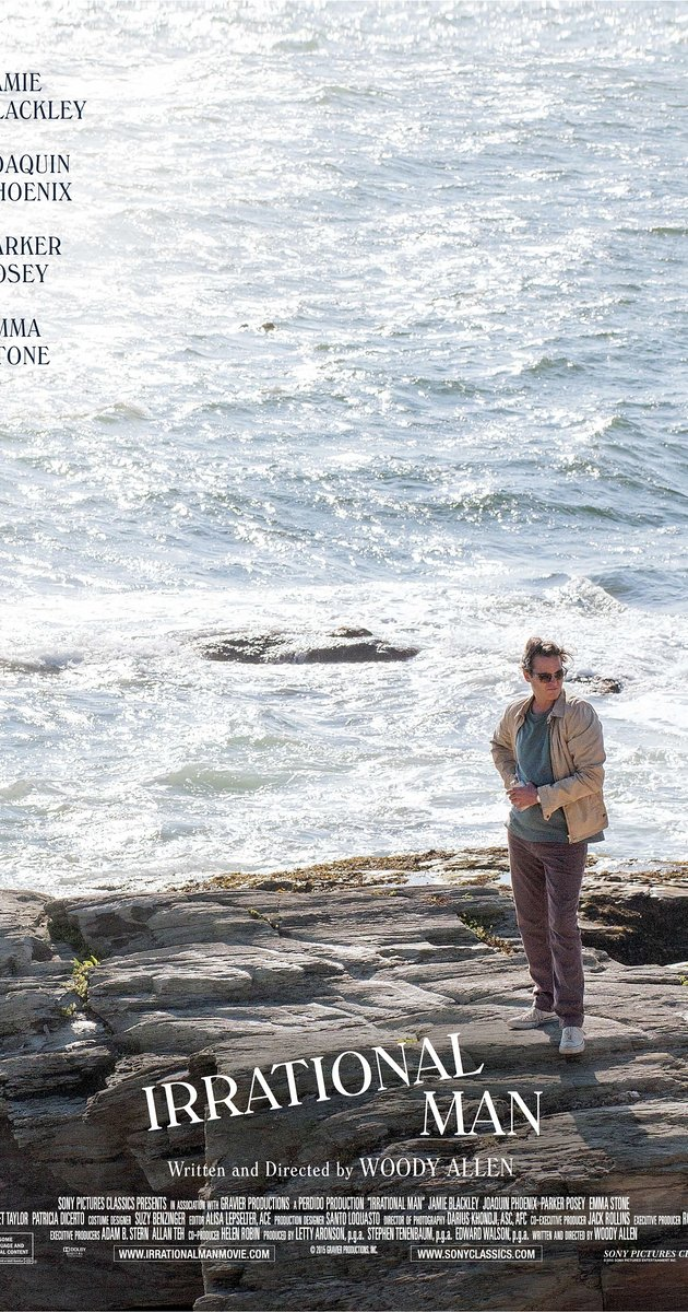 HQ Irrational Man Wallpapers | File 258.63Kb