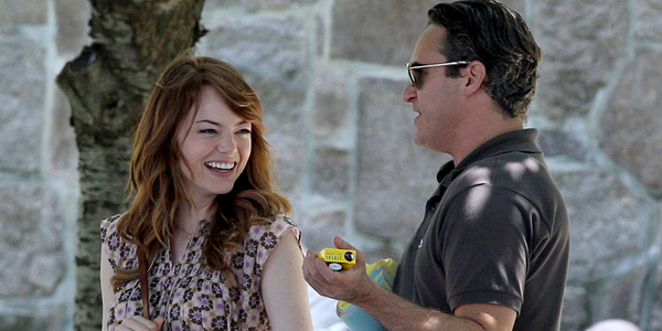 Nice wallpapers Irrational Man 600x300px