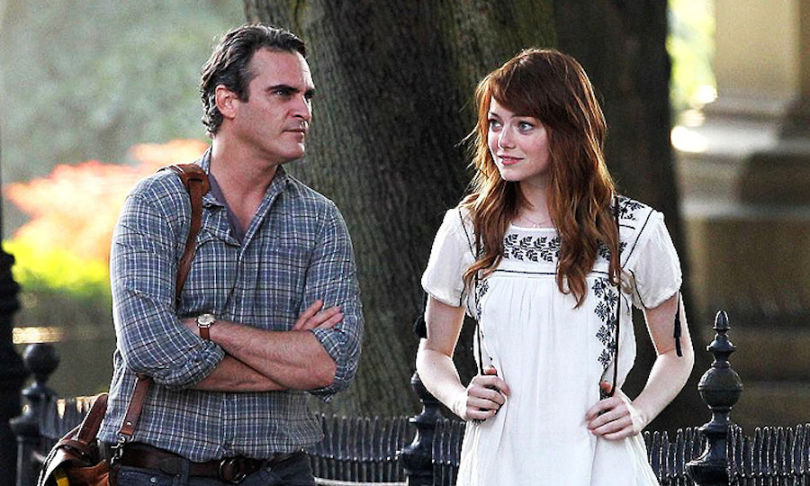 Nice wallpapers Irrational Man 810x486px