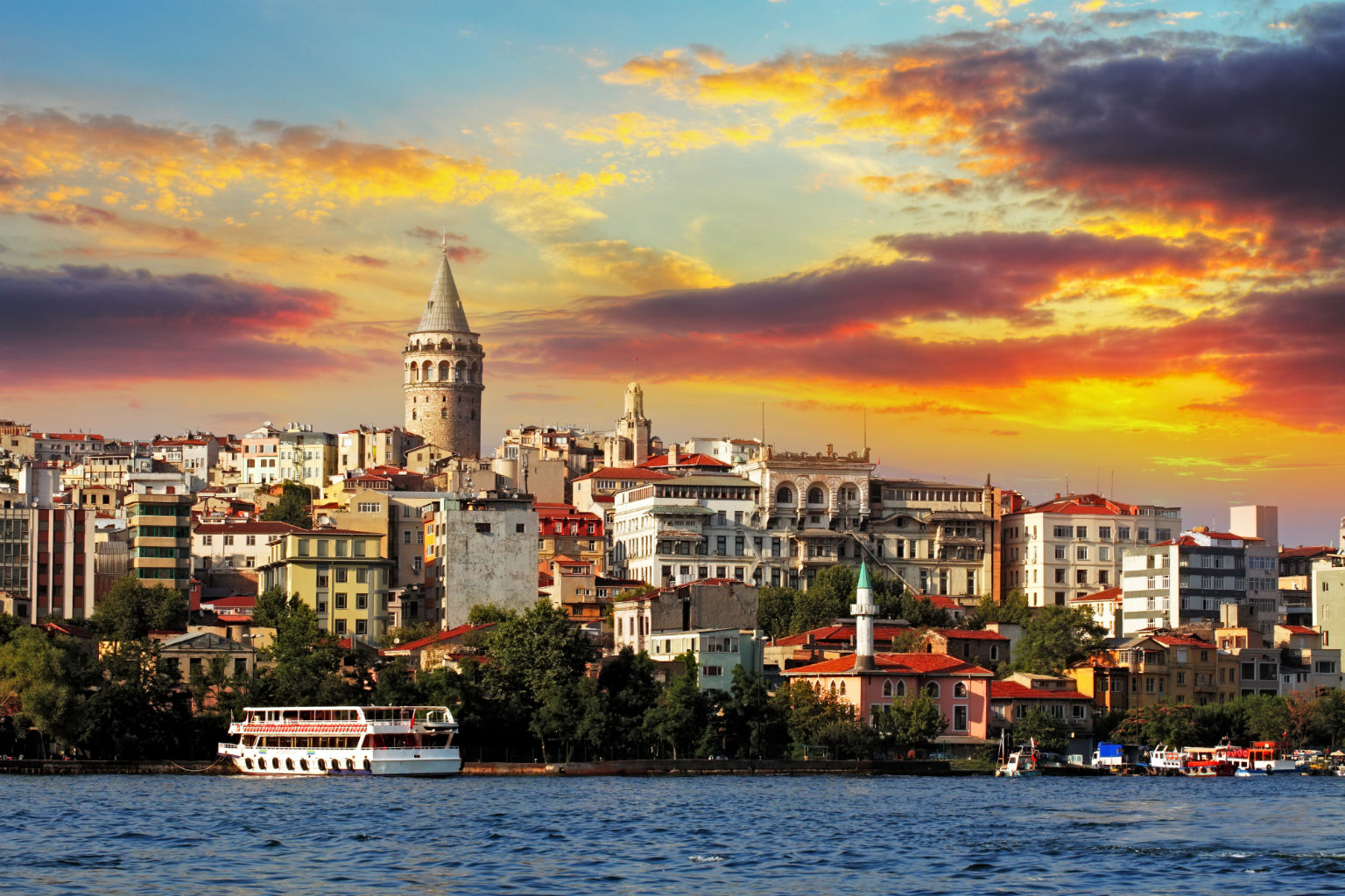 Nice wallpapers Istanbul  1536x1024px