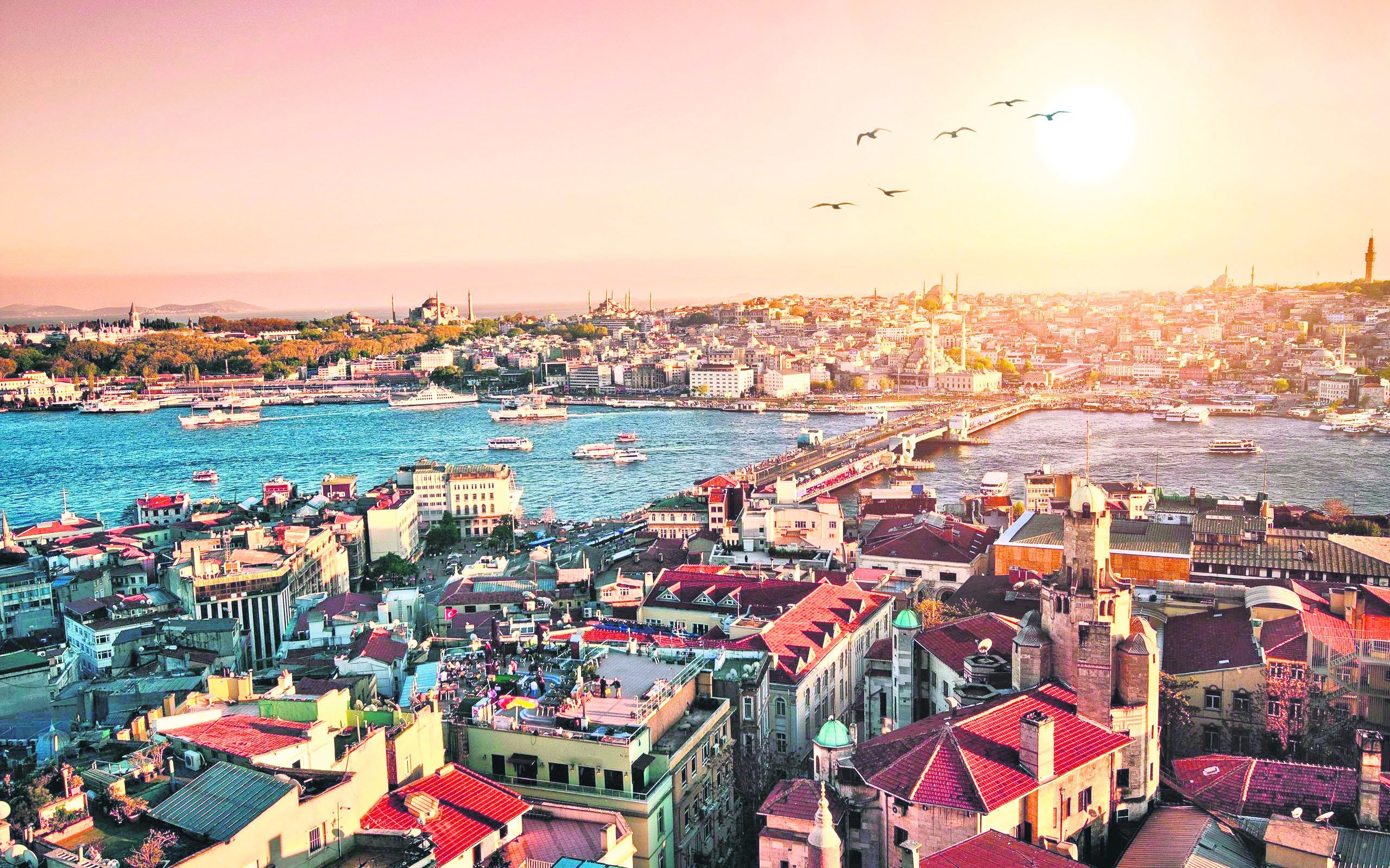 Nice Images Collection: Istanbul  Desktop Wallpapers
