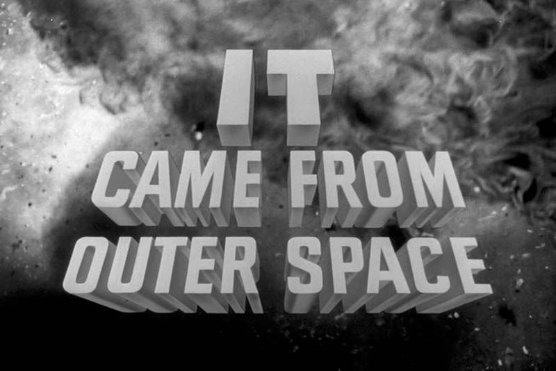 Nice wallpapers It Came From Outer Space 800x534px