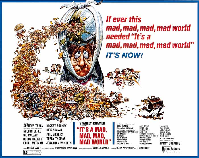 Nice Images Collection: It's A Mad Mad Mad Mad World Desktop Wallpapers