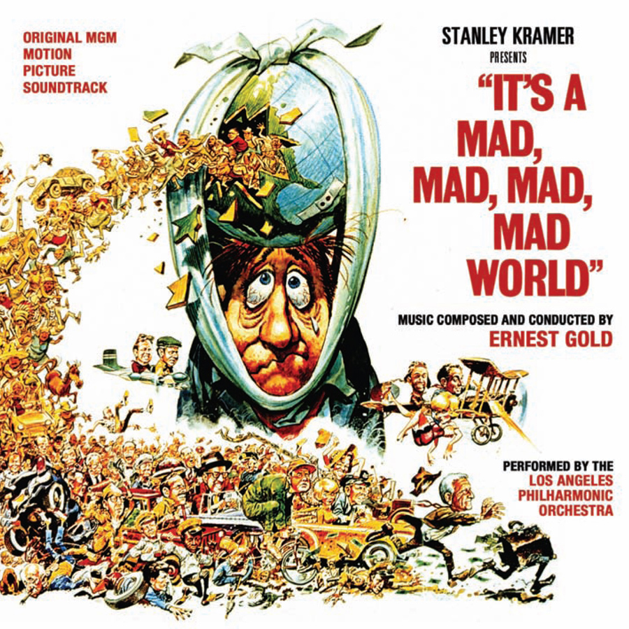 HD Quality Wallpaper | Collection: Movie, 900x900 It's A Mad Mad Mad Mad World