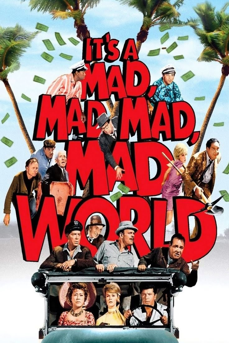 HQ It's A Mad Mad Mad Mad World Wallpapers | File 170.56Kb