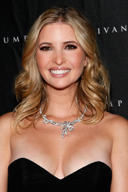 Ivanka Trump Pics, Celebrity Collection