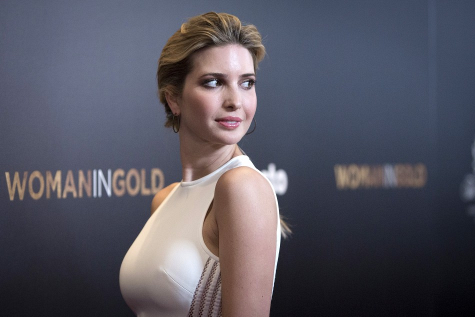 HD Quality Wallpaper | Collection: Celebrity, 950x634 Ivanka Trump