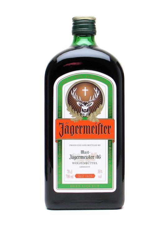 Nice Images Collection: Jägermeister Desktop Wallpapers