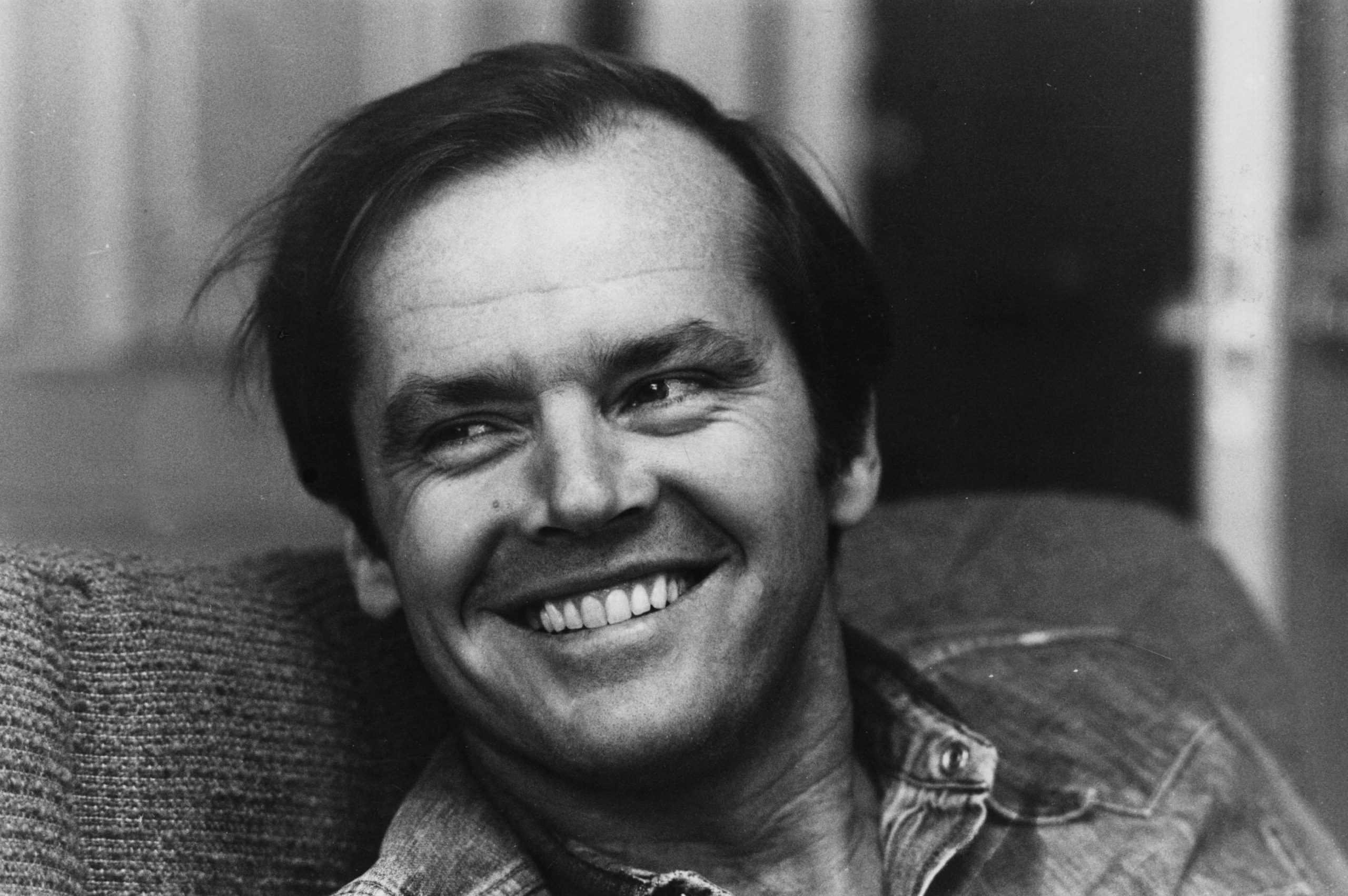 HD Quality Wallpaper   Collection: Celebrity, 2560x1703 Jack Nicholson