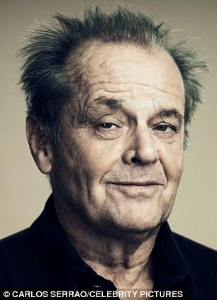 Jack Nicholson Pics, Celebrity Collection
