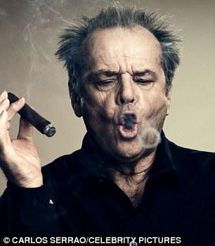 Jack Nicholson Backgrounds, Compatible - PC, Mobile, Gadgets  306x350 px