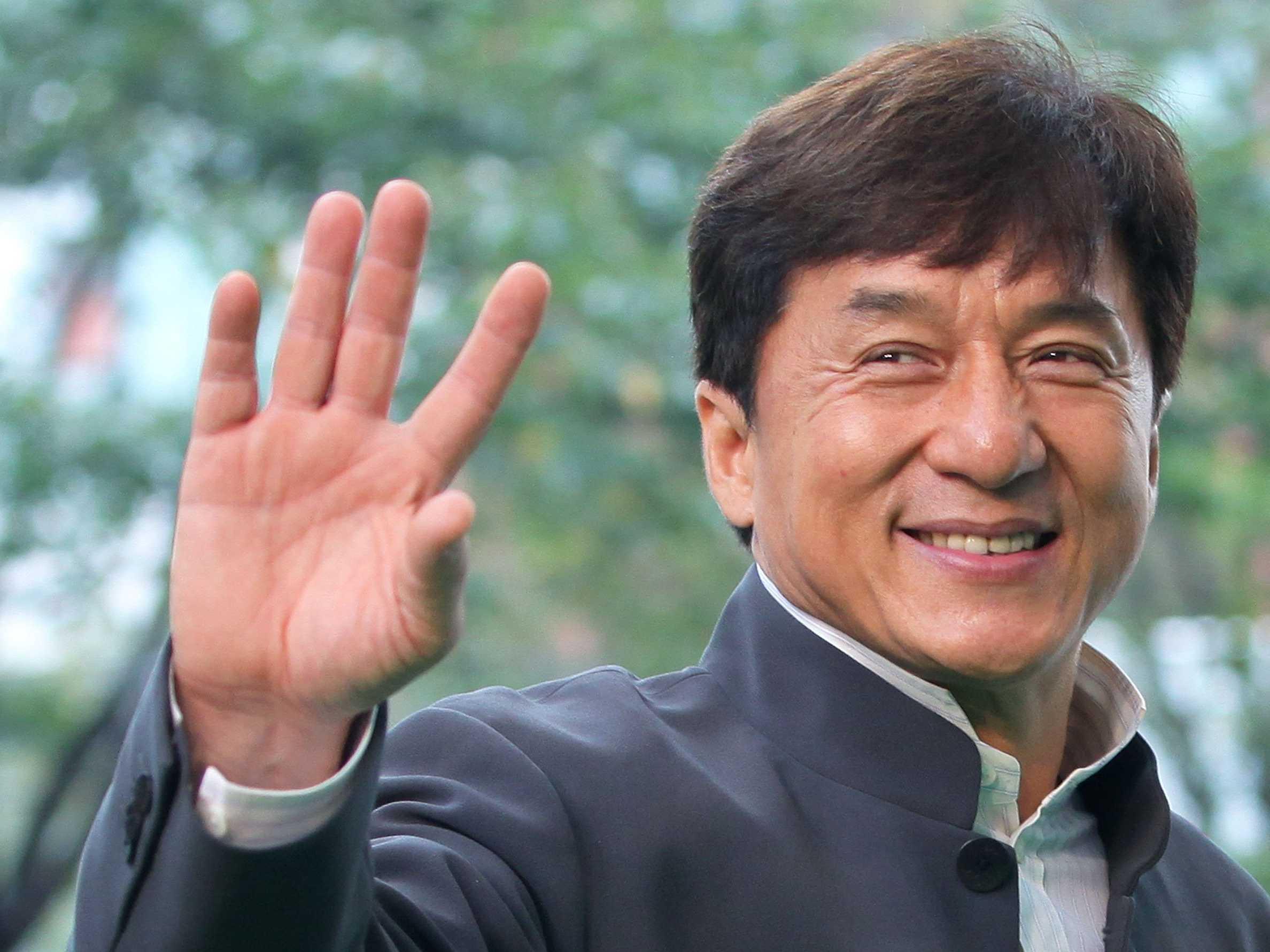 Jackie Chan HD wallpapers, Desktop wallpaper - most viewed