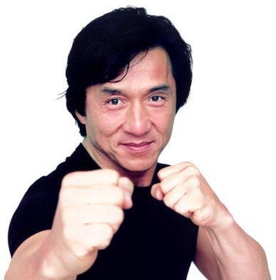Nice wallpapers Jackie Chan 387x392px